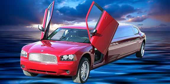 2007 Dodge Charger Limousine
